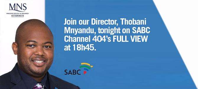 Thobani Mnyandu interview on Full View