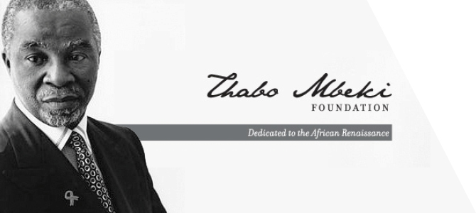 Thabo Mbeki Foundation Fundraising Dinner